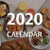 2020年電子桌曆