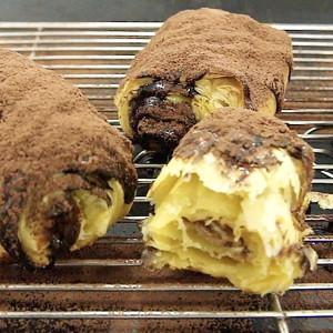 Dirty Chocolate Bread