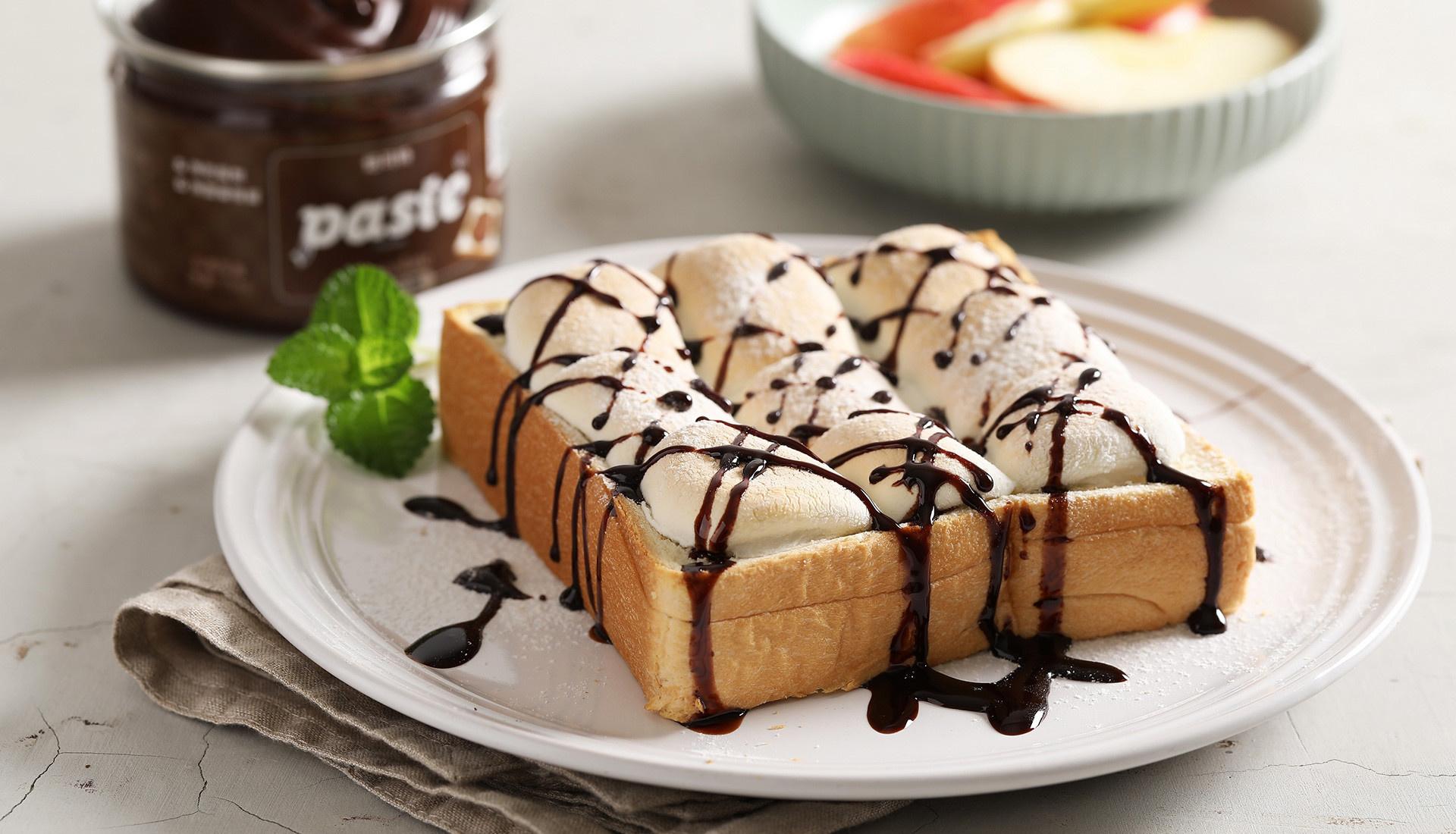 paste-巧克力醬