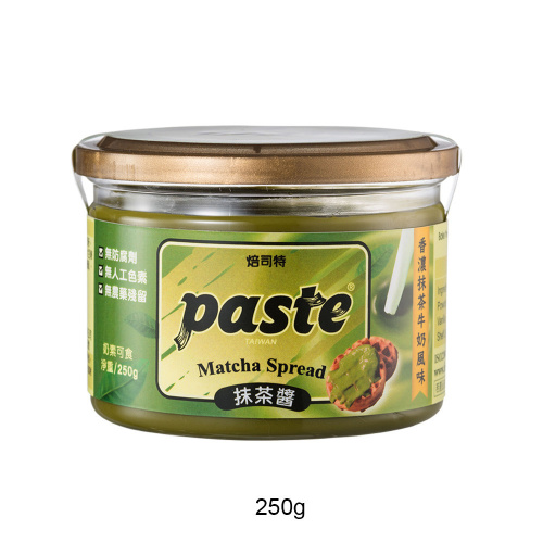 paste-Matcha Spread